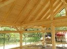 Dachstühle sichtbar, Holzbalkendecken sichtbar